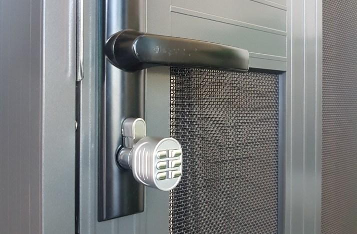 electronic key lock cylinder